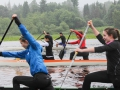 2014 CKBC Sprint Canoe Camp - Burnaby, BC