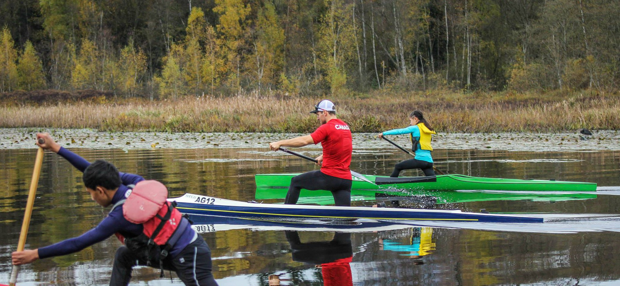 CKBC Fall Training Camp (Nov 8-11, 2014) - Burnaby, BC