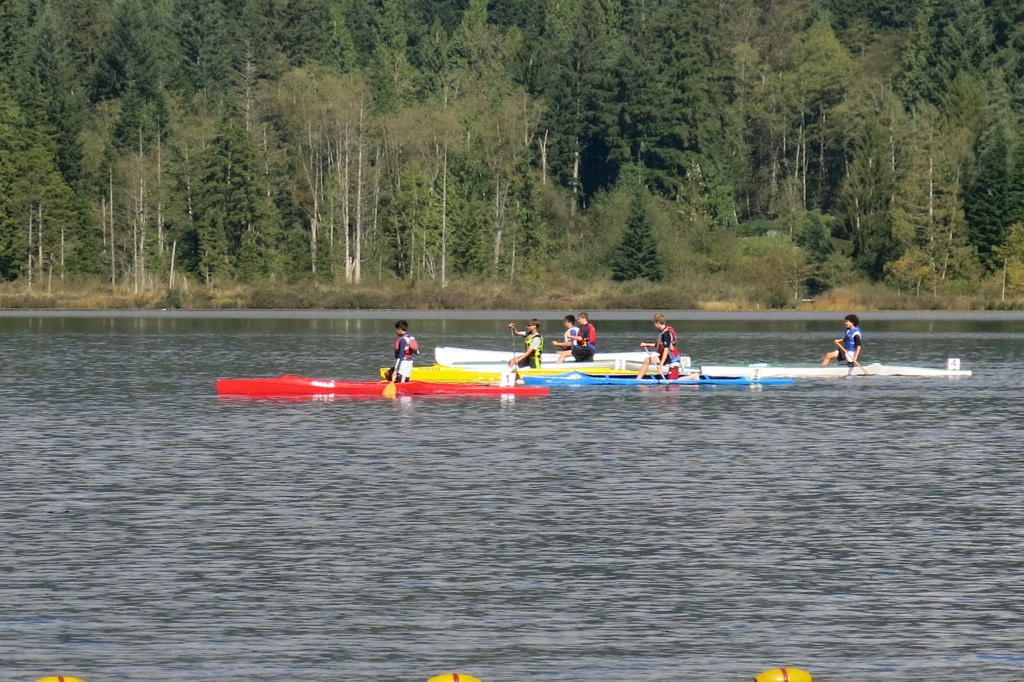 Pacific Cup Regatta (Sept 27-28, 2014) - U13 Men's C1 - Maple Ridge, BC