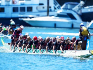 Introduction to Dragon boating - race ready! STARTS MAY 28TH @ FCRCC Alder Bay