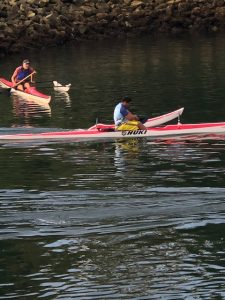 Free 1 hour coached paddle session after completion of OC1 orientation - two sessions added