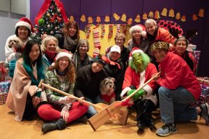 The FCRCC Grinch photo opportunity returns! @ Carosel Theatre